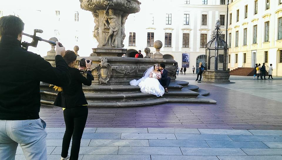 Profesionálové pro Váš svatební den
