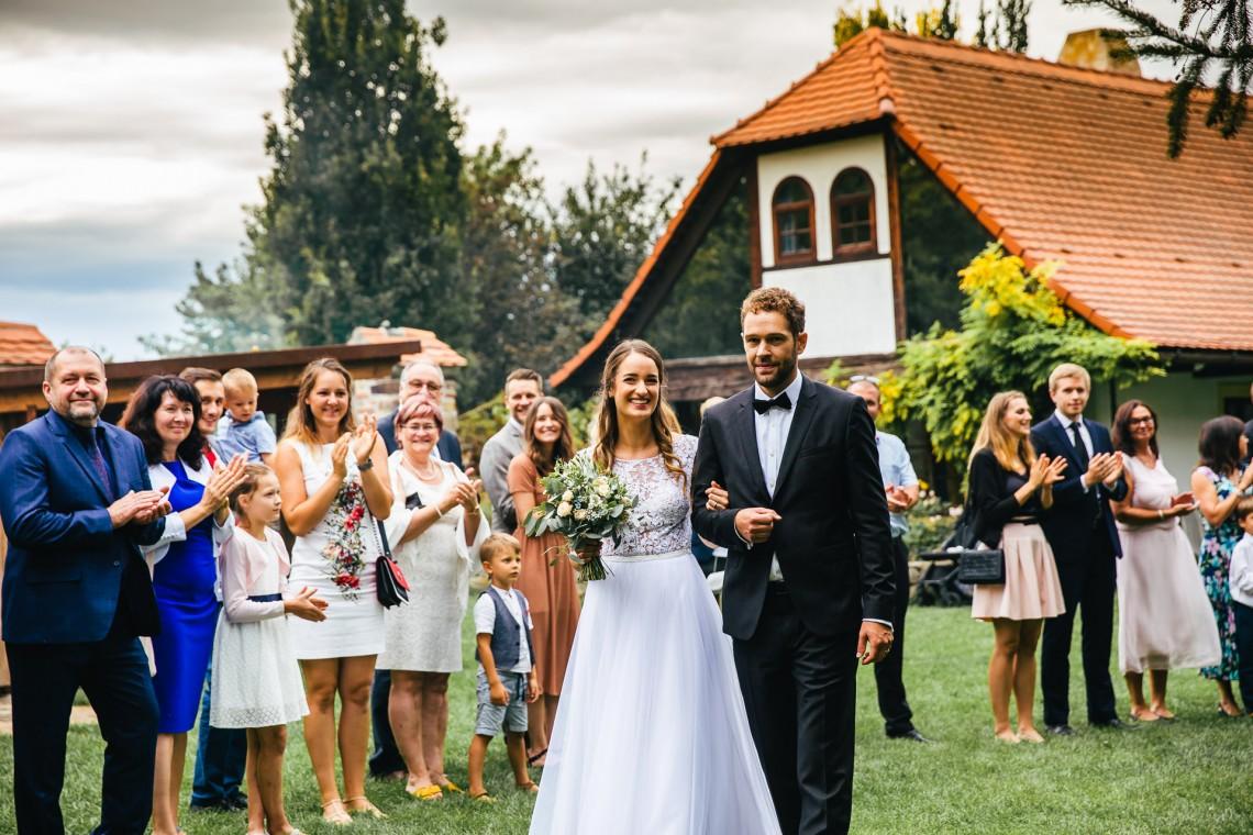 Jak jsem fotila svatbu na statku Slunečná